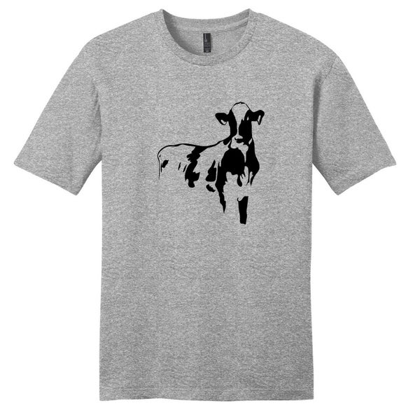Cow Silhouette T-Shirt - Unisex Fit Animal Shirt