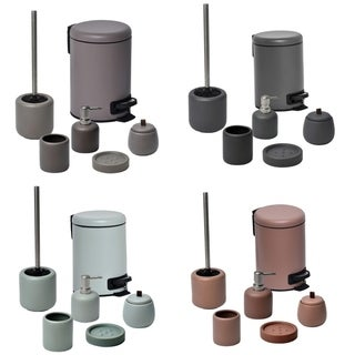 Link to Nordic Collection Bath Accessory Collection Similar Items in Bathroom Accessory Sets