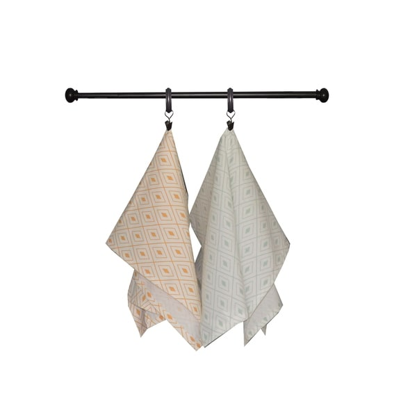 Dunroven House Malibu Print Tea Towel Set of 3