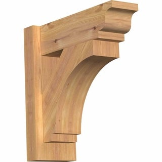 Imperial Smooth Traditional Outlooker, Western Red Cedar
