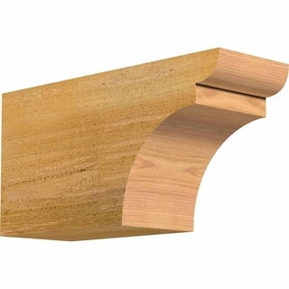 Yorktown Rough Sawn Rafter Tail, Western Red Cedar