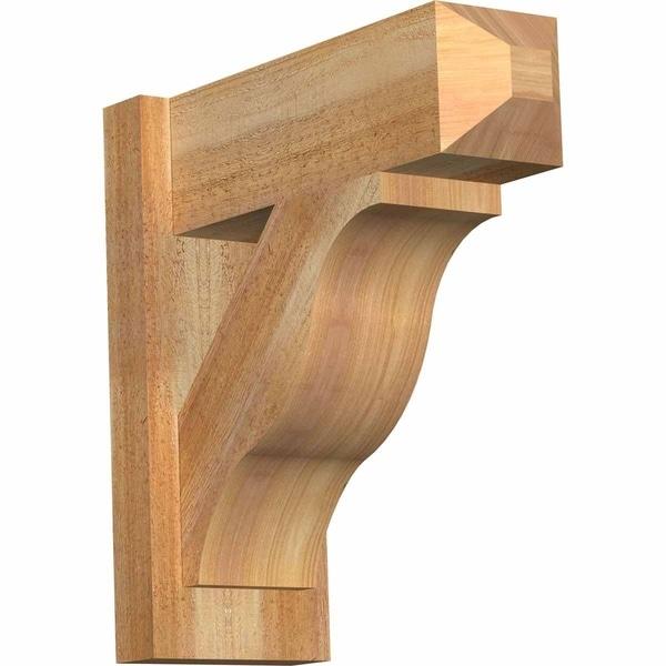 Funston Rough Sawn Craftsman Outlooker, Western Red Cedar