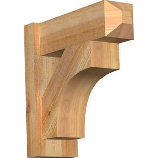 Westlake Rough Sawn Craftsman Outlooker, Western Red Cedar