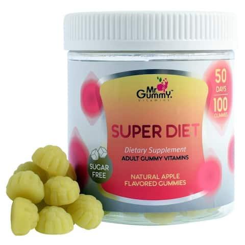 Sugar Free Super Diet 100 ct. Item