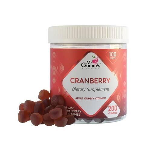 Cranberry 200 ct. Item