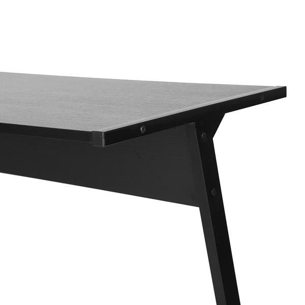 Carbon Loft Reddy Computer Desk L