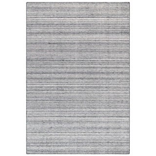Liora Manne Dakota Stripe Indoor/Outdoor Rug Grey