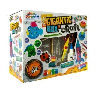 Gigantic Box of Crafts