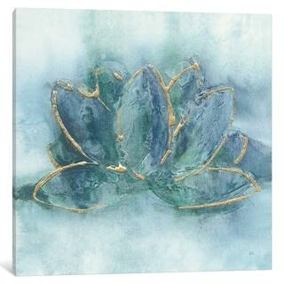"iCanvas ""Buddha Lotus"" by Chris Paschke"