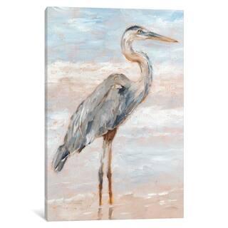 "iCanvas ""Beach Heron I"" by Ethan Harper"