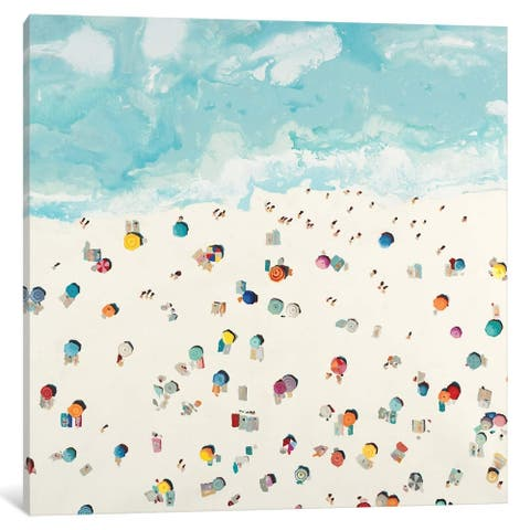 "iCanvas ""Beach Days"" by Randy Hibberd"