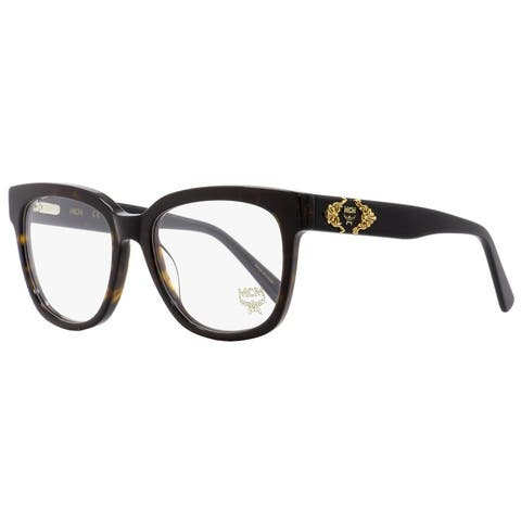 MCM MCM2629 229 Womens Dark Tortoise/Black 53 mm Eyeglasses - Dark Tortoise/Black