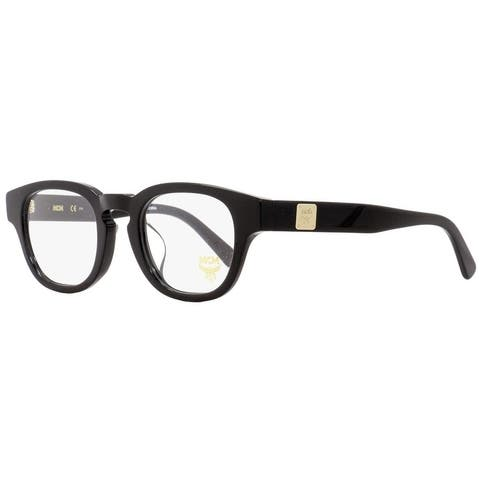 MCM MCM2607A 001 Unisex Black/Gold 49 mm Eyeglasses