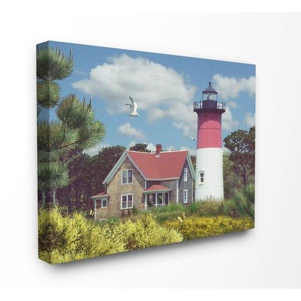 Stupell Home Decor Nauset Lighthouse