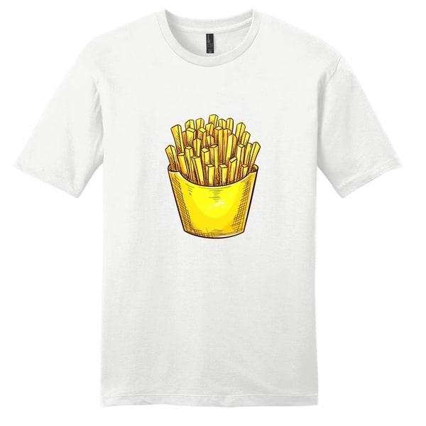 French Fries T-Shirt - Unisex Food Shirt