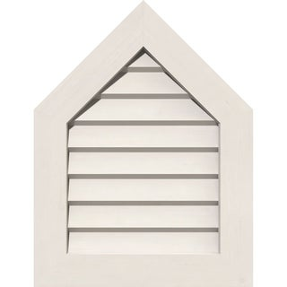 Peaked Top Gable Vent