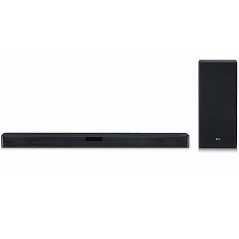 LG SL10YG 5.1.2 ch High Res Audio Sound Bar with Dolby Atmos and Google Assistant Built-In