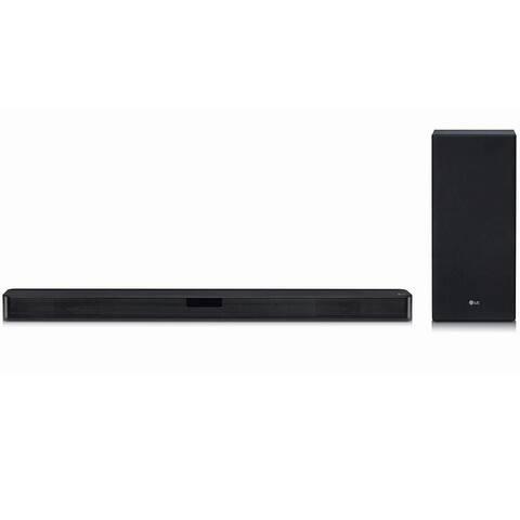 LG SL7Y 3.1 ch High Res Audio Soundbar with Chromecast Built-In