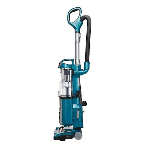 Refurbished Shark DuoCleanSlim Upright Vacuum-Blue