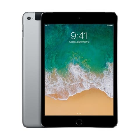 Refurbished Ipad Mini 4 Wi-Fi 64GB - Silver