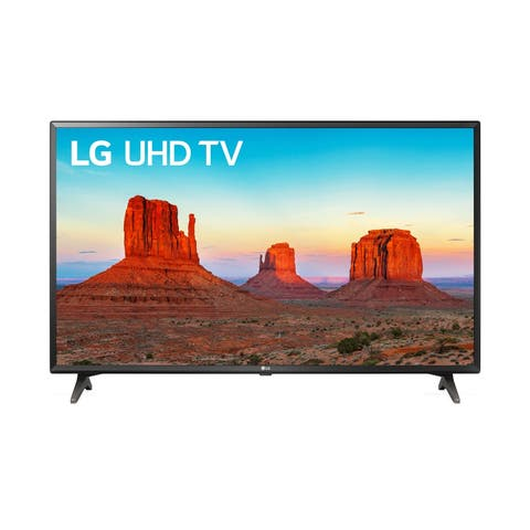 "Refurbished LG 49"" Class 4K (2160) HDR Smart LED UHD TV (49UK6090PUA)"