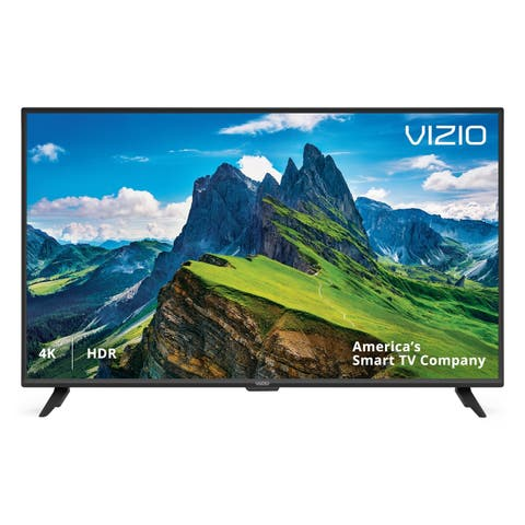 "Refurbished VIZIO 55"" Class 4K Ultra HD (2160P) HDR Smart LED TV (D55X-G1) - N/A - N/A"