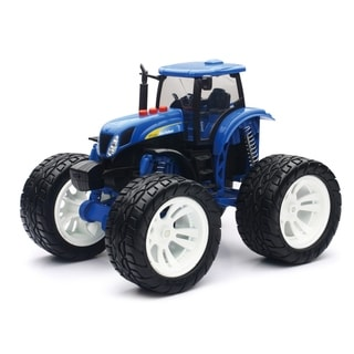 New Holland T7.315 Monster Tractor