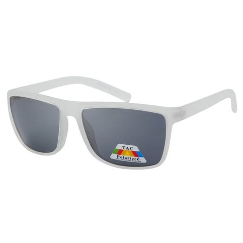 Men's Model 197 Designer Fashion Polarized Sunglasses (4 in 1)