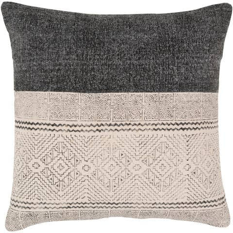 Hemant Bohemian Pillow Cover