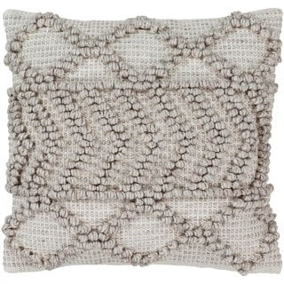 Temel Bohemian 22-Inch Poly or Feather Down Filled Throw Pillow