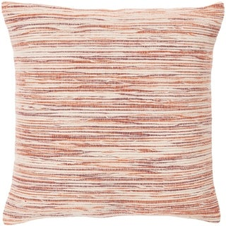 Cyril Bohemian Poly or Feather Down Filled 18-inch Throw Pillow
