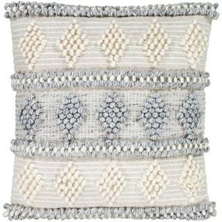 Lavena Bohemian 22-inch Poly or Down Throw Pillow
