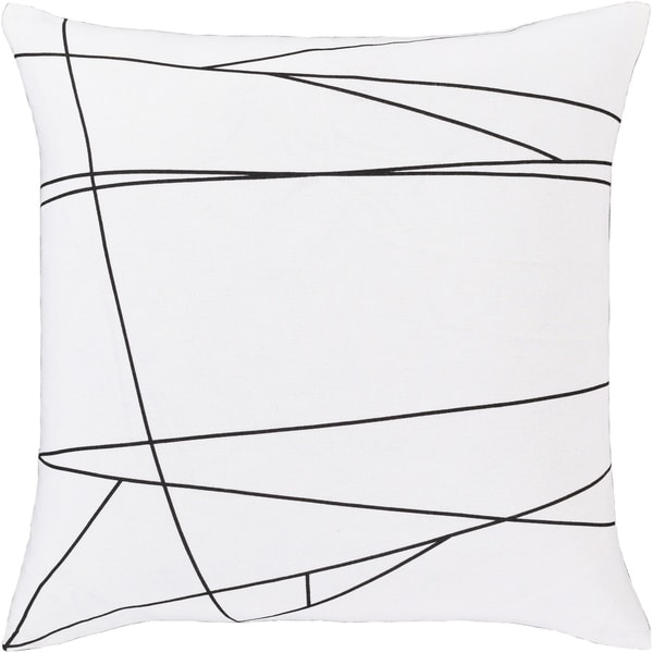 Euclid Modern Pillow Cover