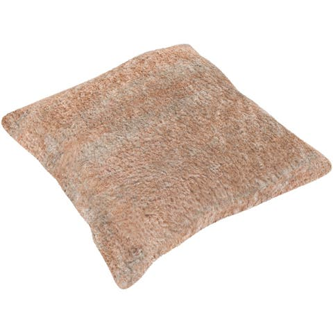 Dysis Shag Pillow Cover
