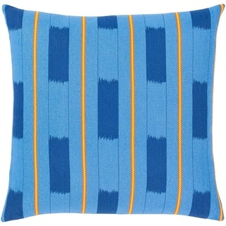 Vertti Bohemian Poly or Feather Down Filled 18-inch Throw Pillow