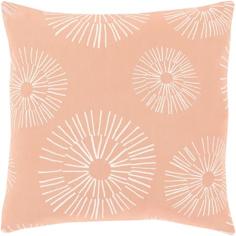 Parth Modern 18-inch Poly or Feather Down Filled Throw Pillow