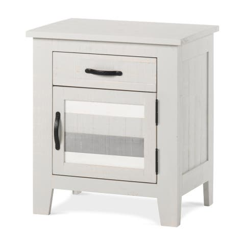 Forever Eclectic Long Beach Nightstand