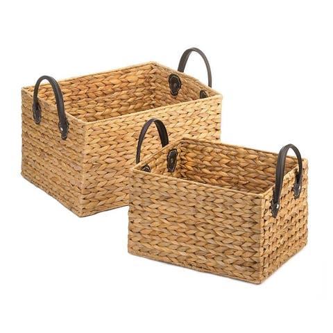 Skycrest Storage Nesting Baskets - Set of 2
