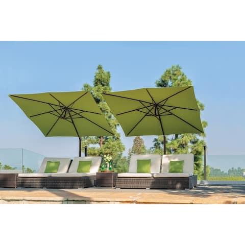 SimplyShade Skye 8.6' Square Cantilever Umbrella