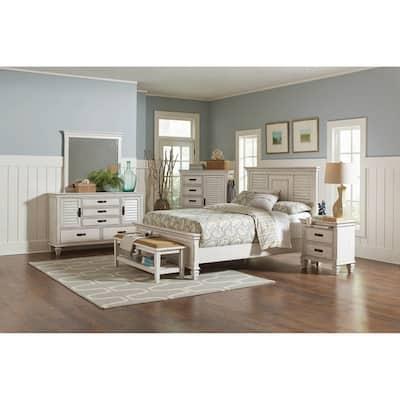 White, Oak Bedroom Furniture | Find Great Furniture Deals ...