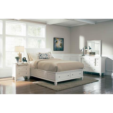 Grace 3-piece Storage Bedroom Set with Dresser