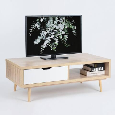 Carson Carrington Sabeltorp Mid-century Style TV Stand