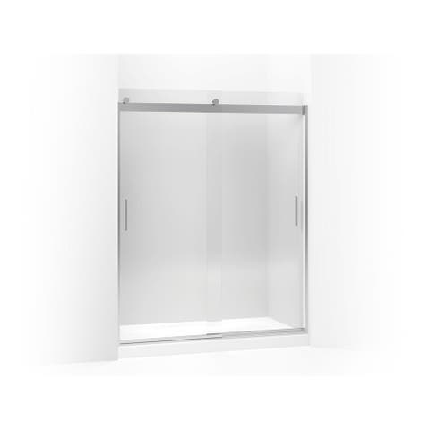 "Kohler K-706012-L-SHP LEVITY 3/8 SHOWER DOOR 74 X 59-5/8 HDL - 74"" x 59-5/8"""