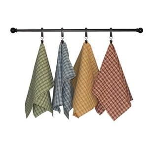 Dunroven House Checkerpane Tea Towel Set of 3