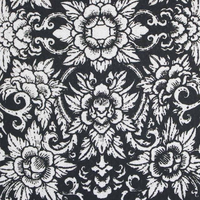 Thai Floral Cotton Apron