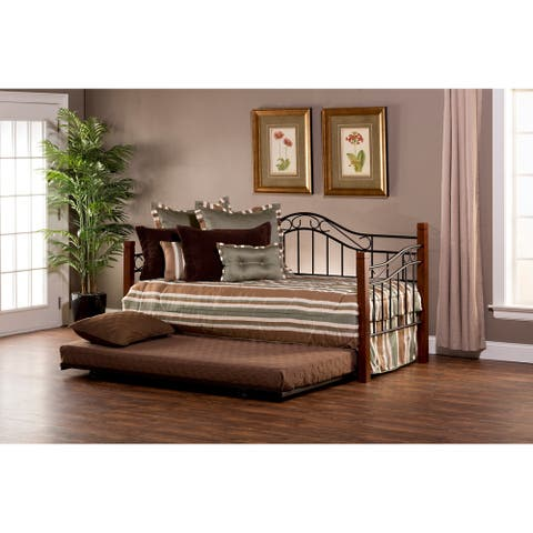 Matson Daybed With Suspension Deck, Trundle Optional