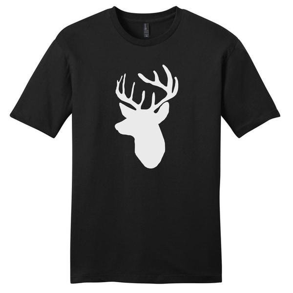 Mounted Buck Head T-Shirt - Unisex Fit Animal Shirt