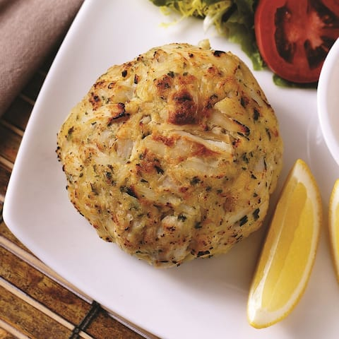 Chicago Steak Company 4 (4-oz) Maryland Crab Cakes