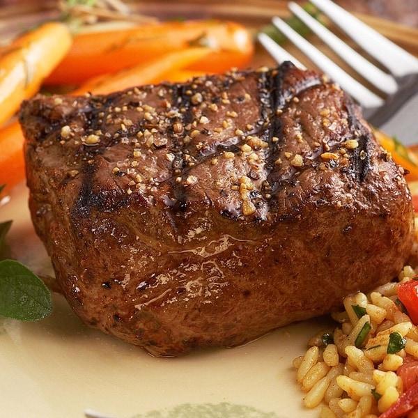 Chicago Steak Company 6 (6-oz) Premium Angus Beef Top Sirlons