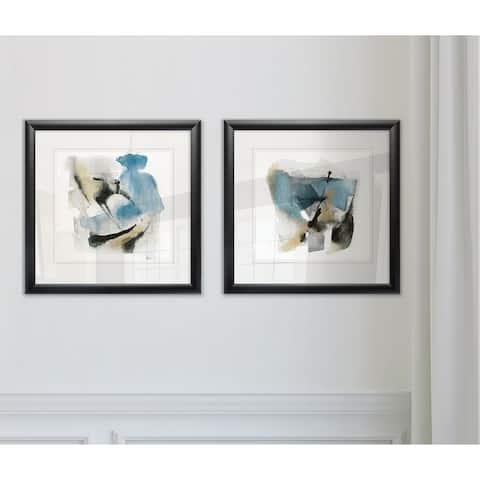 Artesian Spring I -Framed Set